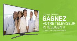 Téléviseur intelligent 55 po de Samsung