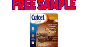 Échantillons gratuits Creamy Bites