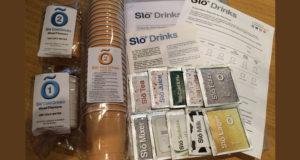 Échantillons gratuits de boissons Slo