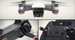 Gagnez un Drone DJI Spark