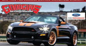 Gagnez une Ford Mustang 2017