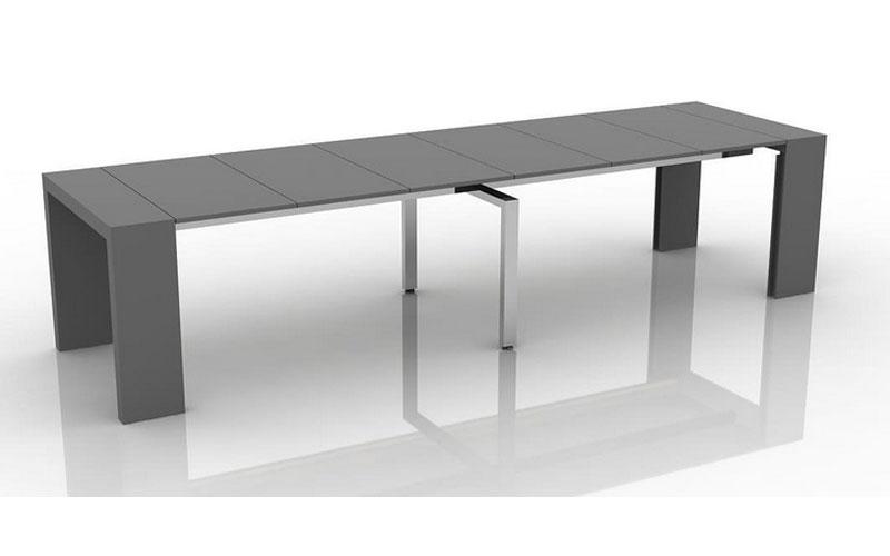 Table transformable de 2 12 personnes qu bec gratuit for Table 2 personnes