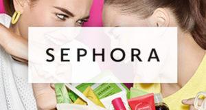 Échantillons gratuits de produits de beauté Sephora