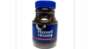 Café instantanée Maxwell House à 2,48$