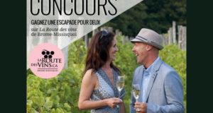 Escapade pour deux sur La Route des vins de Brome-Missisquoi