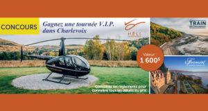 Séjour V.I.P. dans Charlevoix pour 2 personnes