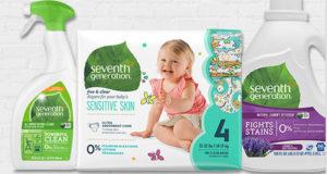 Testez gratuitement des produits Seventh Generation