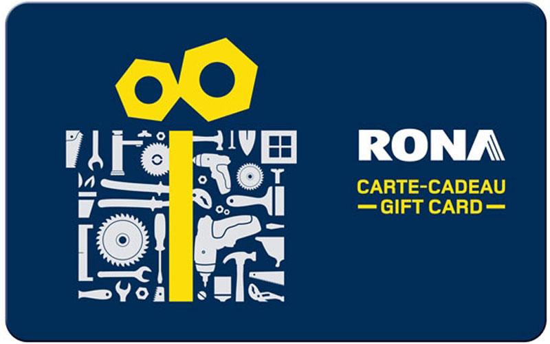 Trois ch ques cadeaux de 500 chez rona qu bec gratuit - Comment faire des paquets cadeaux ...