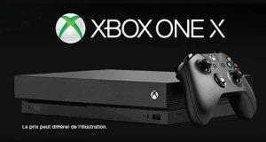 1080 Consoles de jeux XBOX ONE X + jeux Forza Motorsport 7