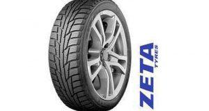 4 pneus d'hiver Zeta de 450$