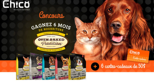 Carte Accord D Economax.6 Mois De Nourriture Pour Animaux Oven Baked Tradition