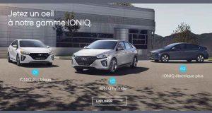 3 heures de service de chauffeur à bord d'un véhicule Hyundai
