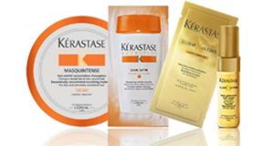4 échantillons gratuits offerts par Kérastase