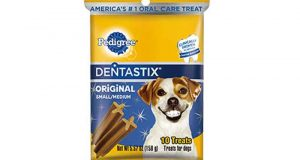 Emballage gratuit DentaStix de Pedigree