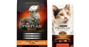 Kits d'échantillons gratuits de Purina et PetSmart