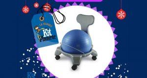 Le ballon-chaise Kit Planète