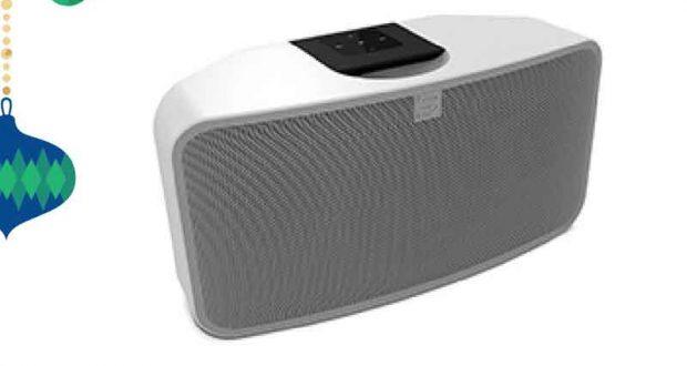 gagnez un haut parleur haute technologie pulse mini 500. Black Bedroom Furniture Sets. Home Design Ideas