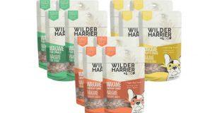 Échantillons gratuits de Gâteries pour chiens - Wilder & Harrier