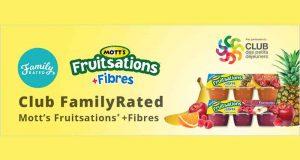 1000 Mott's Fruitsations + Fibres Gratuits
