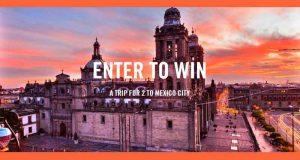 Gagnez un voyage pour 2 au Mexique (2900$)