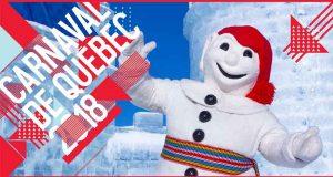 Voyage en famille pour le Carnaval de Québec (5174$)