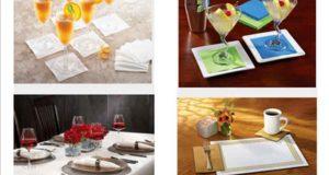 Échantillons gratuits des serviettes et napperons Hoffmaster
