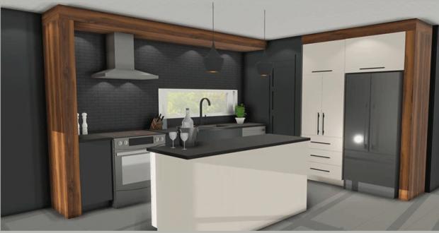 1000 applicable sur un projet de cuisine ou salle de bain for Projet cuisine en ligne