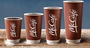 Café infusé de torréfaction supérieure McCafé tout format à 1$