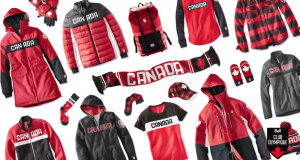 Collection officielle d'Équipe Canada à PyeongChang (2 000 $)