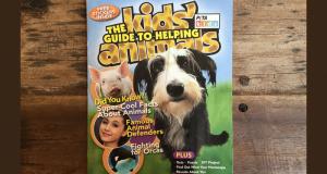 Magazine Gratuit sur les animaux pour enfants + Stickers