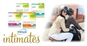 Échantillons gratuits de produits Tena intimates