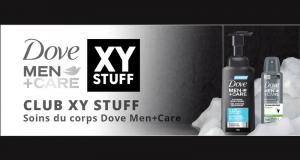 300 Produits Dove Men+Care à tester