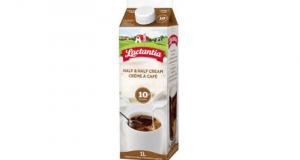 Crème à café Lactantia 10% à 1.97$