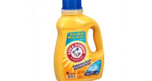Détergent à lessive liquide Arm & Hammer 50 brassées à 2,24$