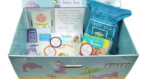Recevez une BabyBox Gratuite