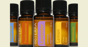Échantillons gratuits d'huiles essentielles DoTerra