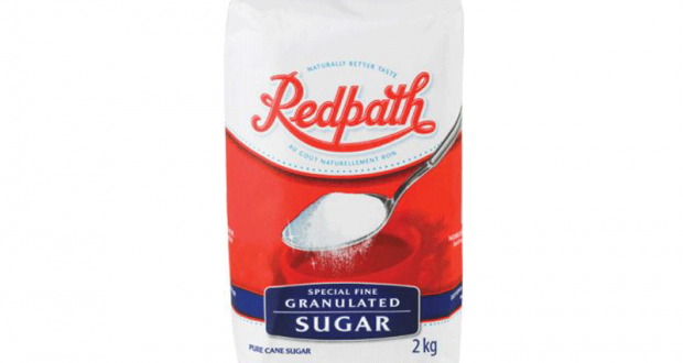 Emballage de 2kg de sucre blanc granul redpath for Chambre de sucre coupon code