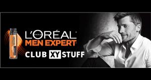 Testez le produit L'ORÉAL Paris Men Expert