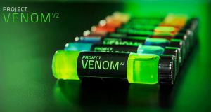 Échantillons gratuits de Razer Project Venom V2