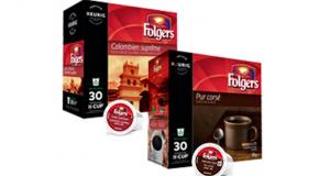 Rabais de 2$ à l'achat de 1 boîte de 30 capsules K-Cup Folgers