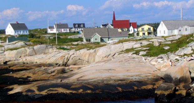 Voyage en Nouvelle-Écosse pour deux personnes