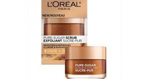 Échantillons gratuits de Pure-Sugar Scrub de L'Oréal Paris