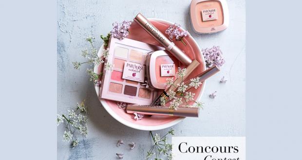 Panier-cadeau de la gamme Paradise Enchanted de L'Oréal Paris