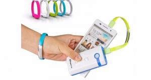 Bracelet chargeur USB Gratuit à recevoir