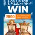 Gagnez un bon de voyage de 500 $ d'itravel2000