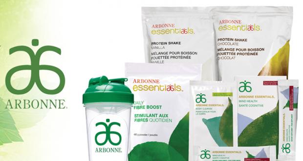 Gagnez un ensemble de produits de nutrition Arbonne (382$)