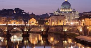 Gagnez un voyage pour 2 personnes à Rome en Italie