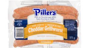 Saucisses Piller's à 2,47$