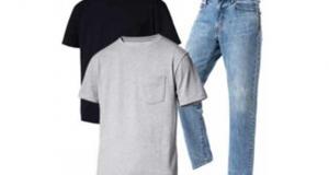 T-shirts et jeans ZOZO gratuits