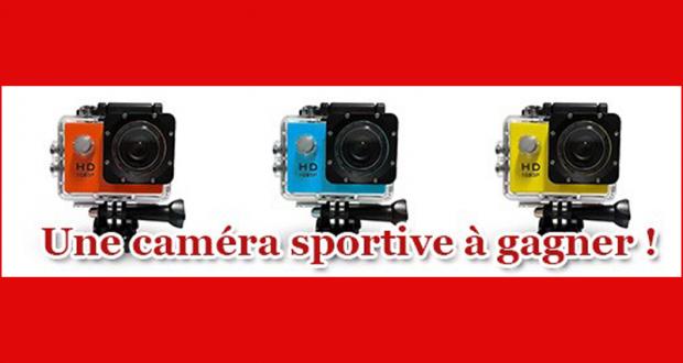 Une caméra sportive